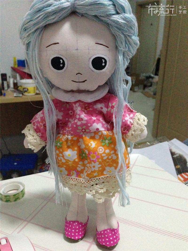 第七课:乡村对娃服饰一