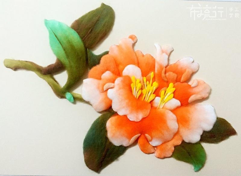 9-1:工笔画-蔷薇花4