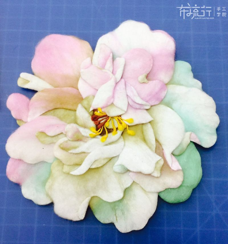 第二课:花朵和花蕊的制作