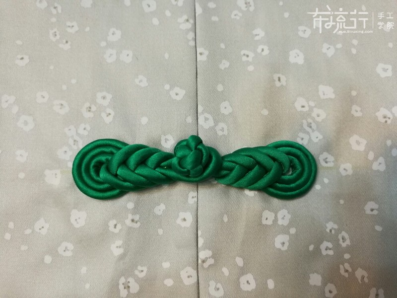第7课:琵琶扣的制作与缝合