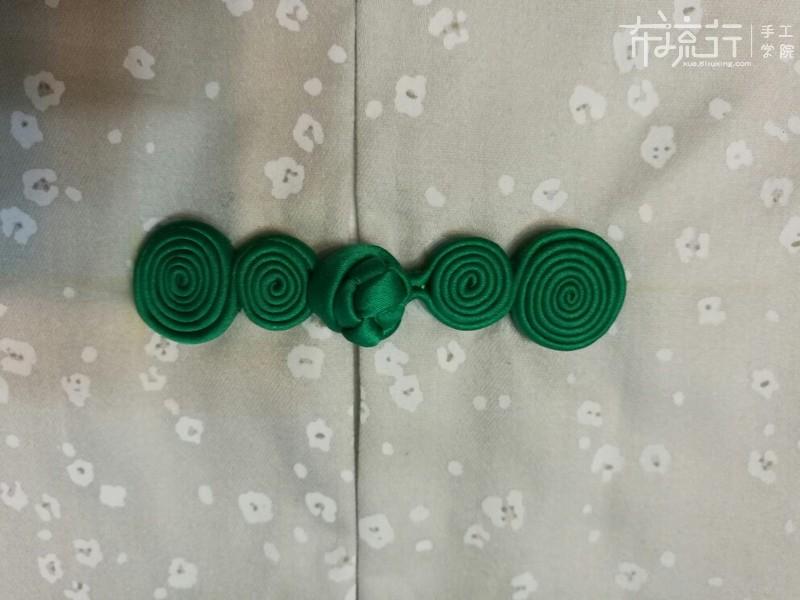 第9课:葫芦盘扣制作缝合2
