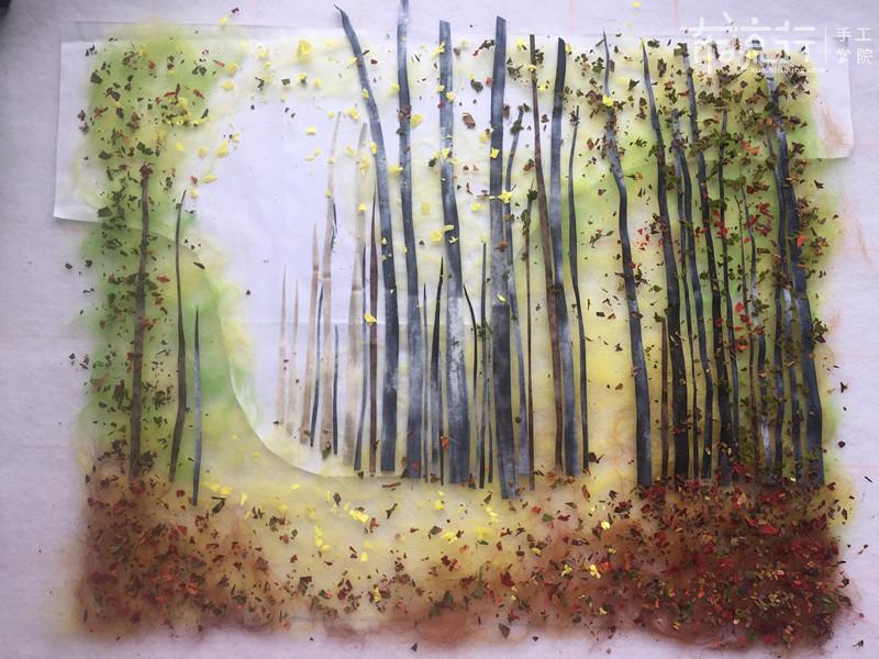 第24课:树干及叶子的处理