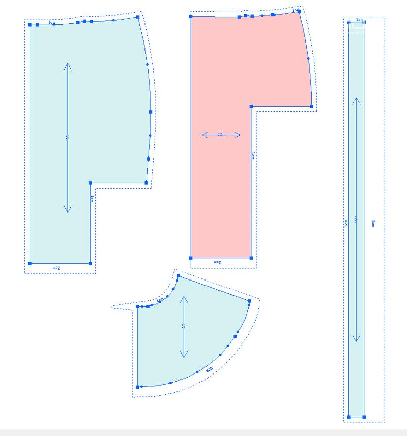 第10课:半身鱼尾裙的制图