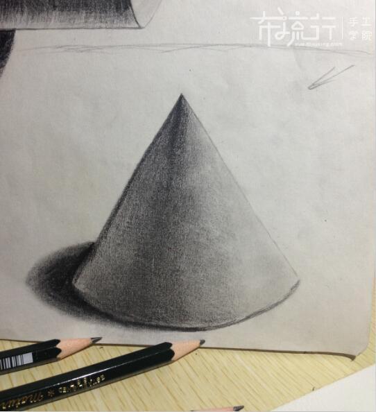 圆锥形体讲解及演示