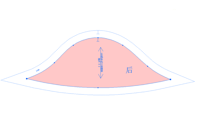 第24节:中式立领旗袍裙制图