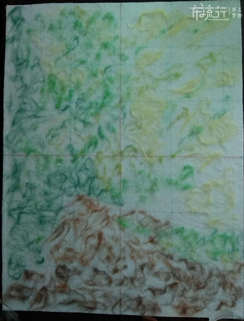 第14课:布料准备及初步构图
