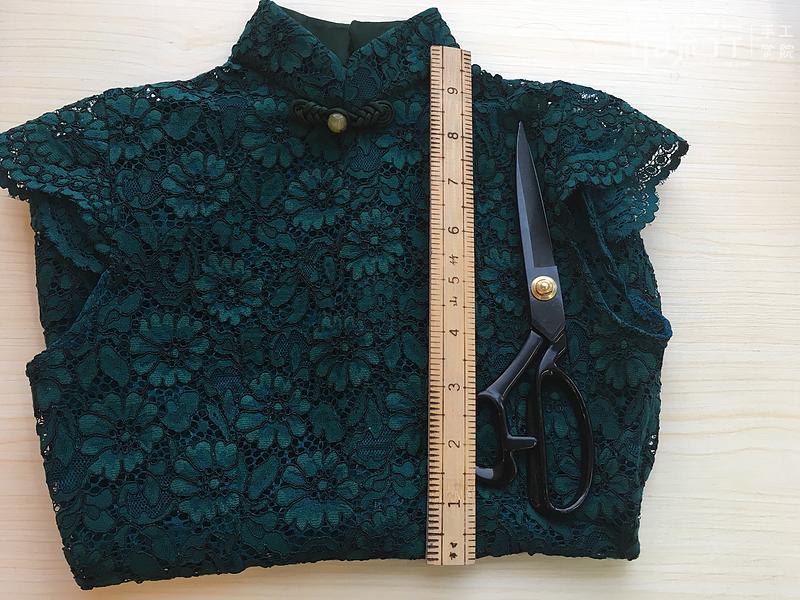 第44课:长袍制作-扣子的上法