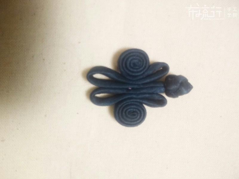 第11课:软布蝴蝶扣的制作与缝合2