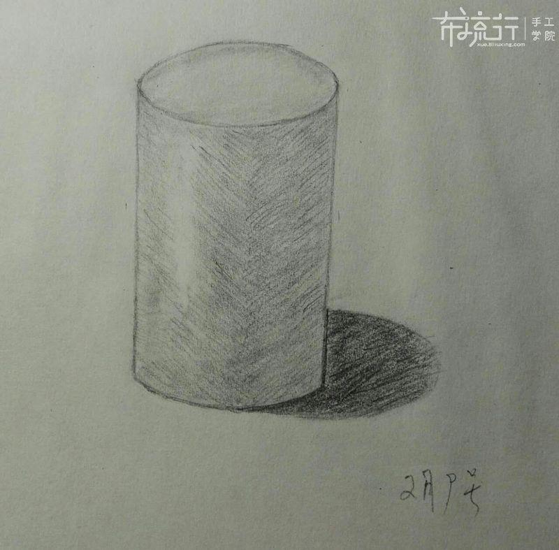 圆柱体讲解及演示